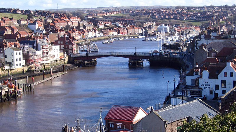 Whitby Swing Bridge Centenary