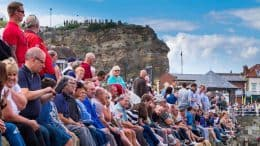Whitby Regatta and Whitby Folk Week