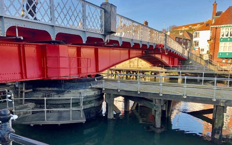 Swing Bridge Whitby