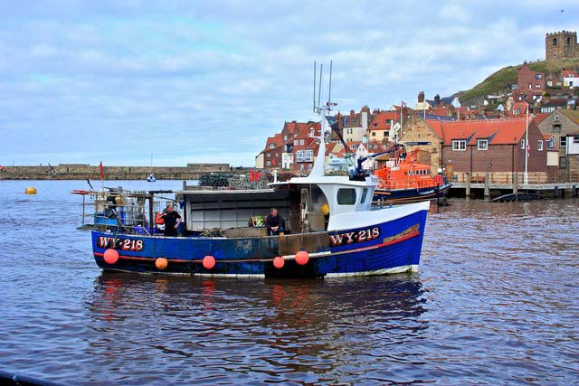 Whitby Boat Fishing Trips