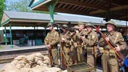 Railway At War