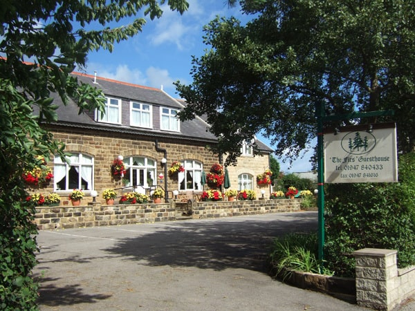 Staithes Accommodation; The Firs Guest House
