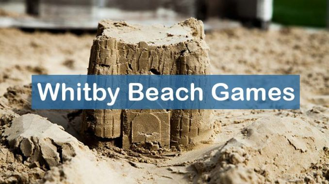 Whitby Beach Games