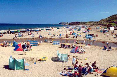 Sandsend Whitby Beach