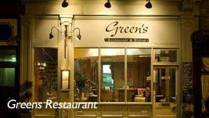 Greens Restaurant Whitby
