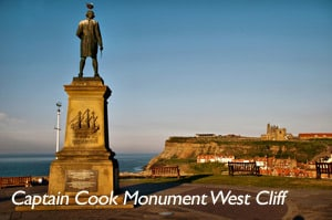 Whitby Captain Cook