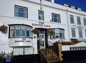Magpie Cafe Whitby