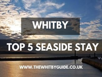 Whitby Named Top 5 Seaside Stay