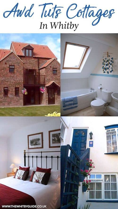 Awd Tuts Cottages In Whitby. Two beautiful self catering cottages in the heart of old Whitby
