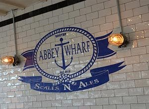 Abbey Wharf Seafood Restaurant in Whitby