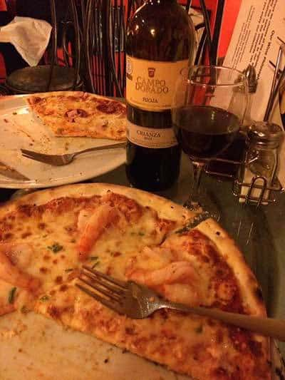 Moutreys Review, Italian Restaurant Whitby