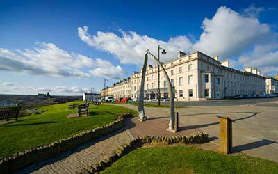 The Bay Royal, Hotels In Whitby With Sea Views