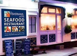 Whitby Restaurants - The Fishermans Wife