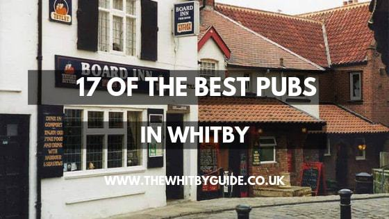 17 Of The Best Pubs in Whitby - Header