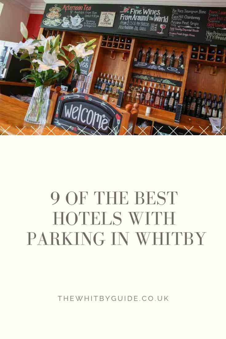 9 Of The Best Hotels With Parking In Whitby