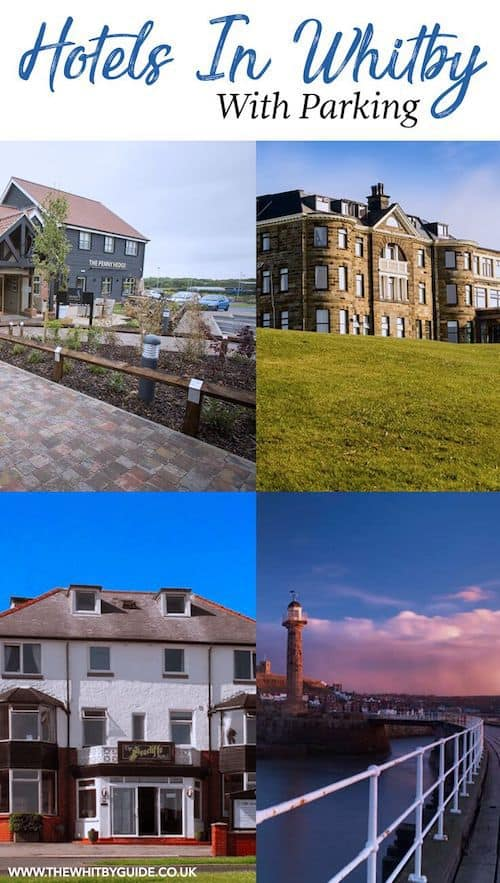 Hotels in Whitby with Parking
