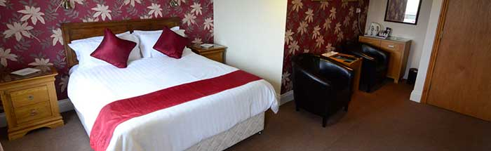 Morningside Hotel with parking in Whitby