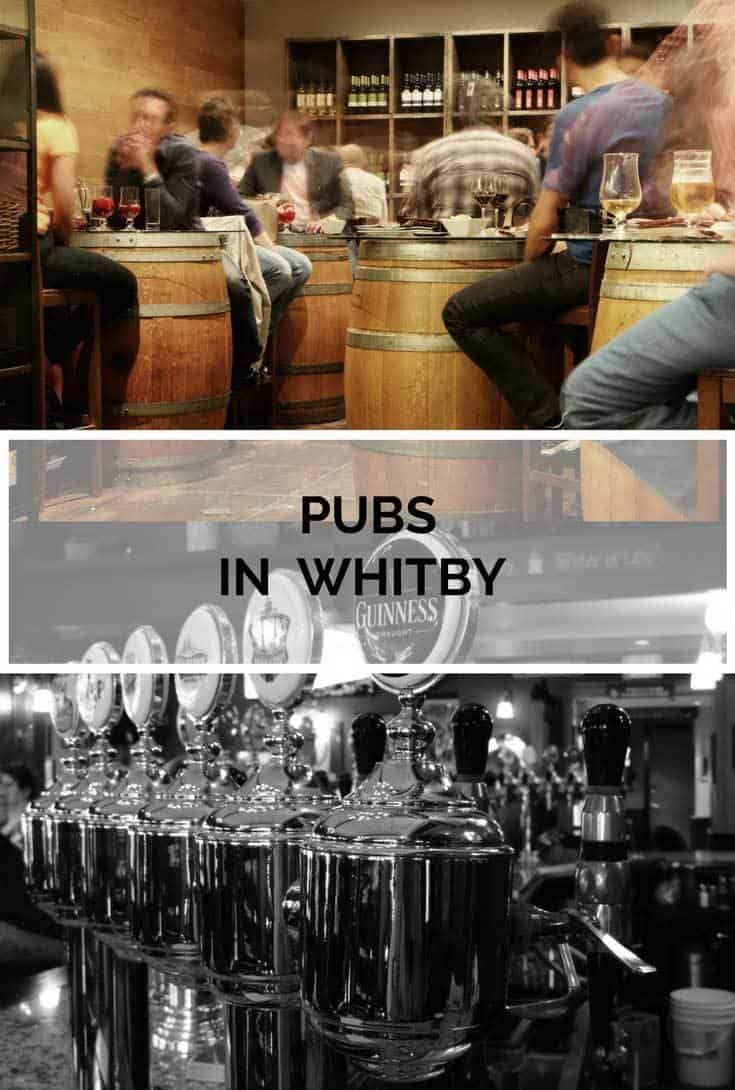 Pubs In Whitby