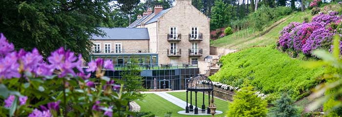 Raithwaite Whitby hotel with swimming pool