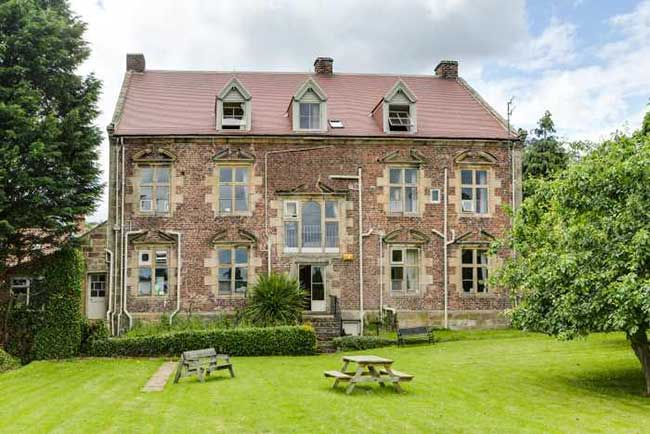 Ruswarp Hall Hotel nr Whitby