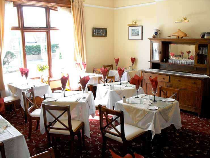 The Firs Guesthouse Whitby