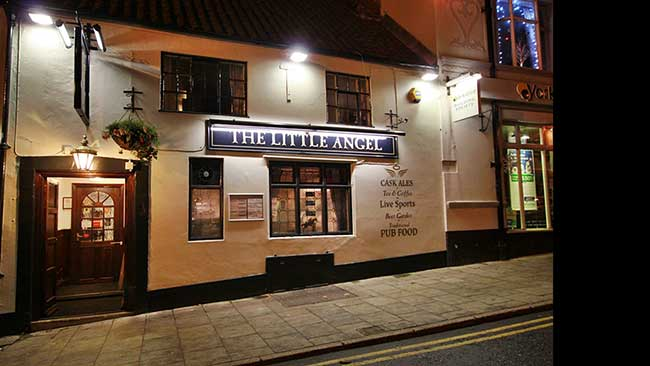 The Little Angel; Whitby Pubs