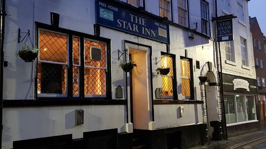 The Star Inn Real Ale Pub in Whitby