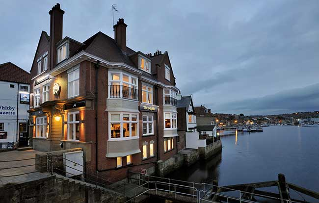 The Dolphin Whitby Pub & Accommodation