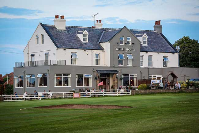 The White House pub & accommodation in Whitby
