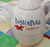 Doodlepots in Whitby