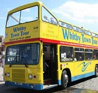 Whitby Town Open-Top Bus Tour