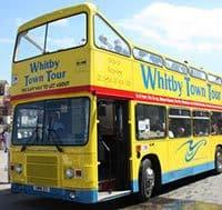 Whitby Town Open-Top Bus Tour