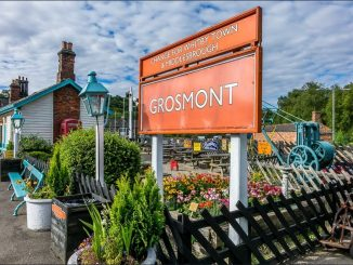 Great British Railway Journeys; Whitby, Grosmont & Goathland