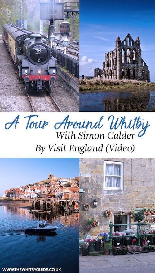 A Tour Around Whitby With Simon Calder