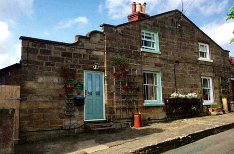 A fantastic self catering holiday cottage in Whitby; Chapel Cottage in Fylingthorpe