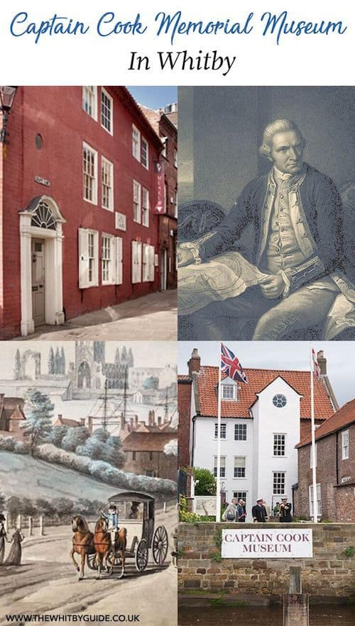 Captain Cook memorial museum - a top Whitby attraction!