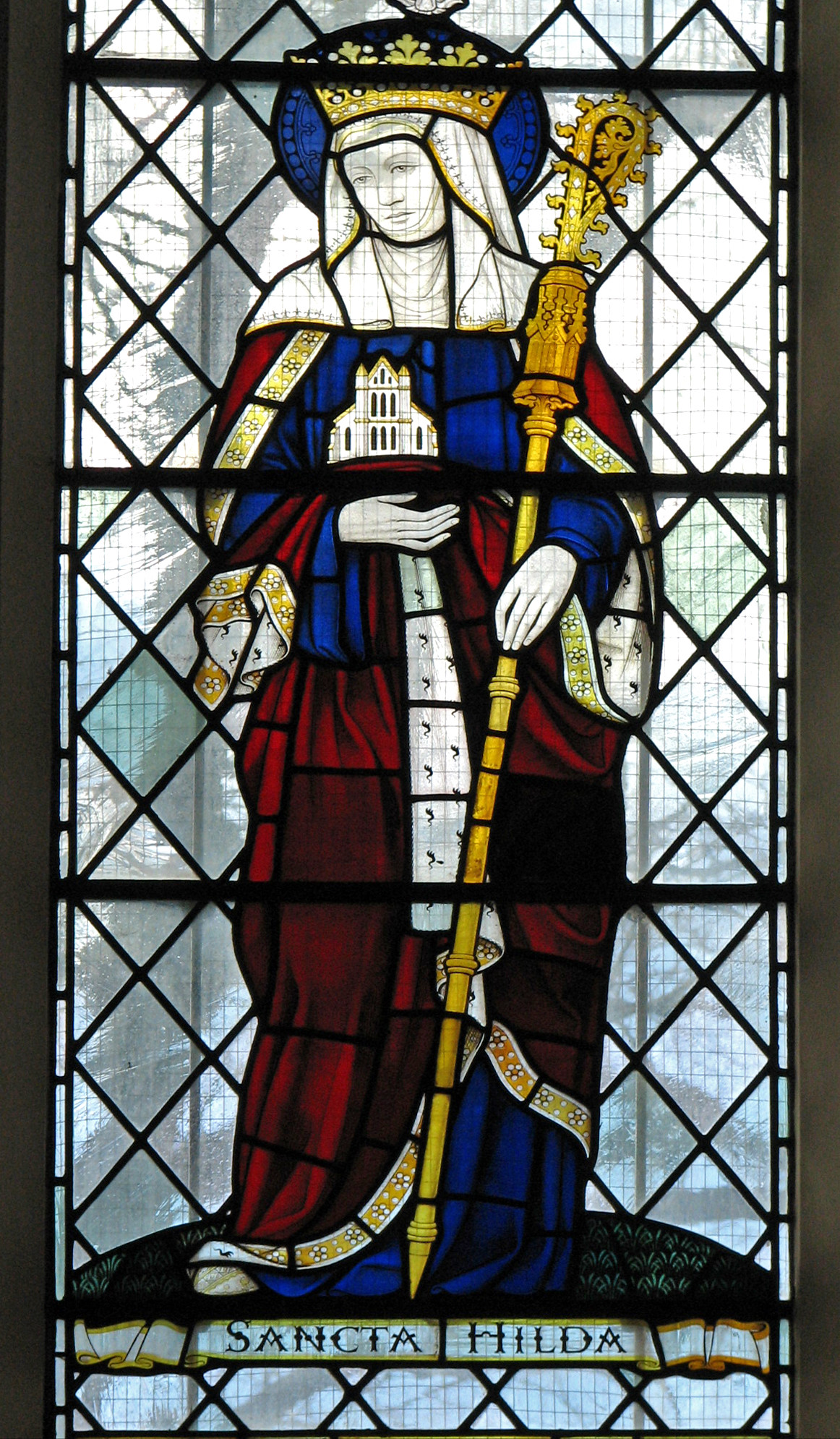 St Hilda of Whitby