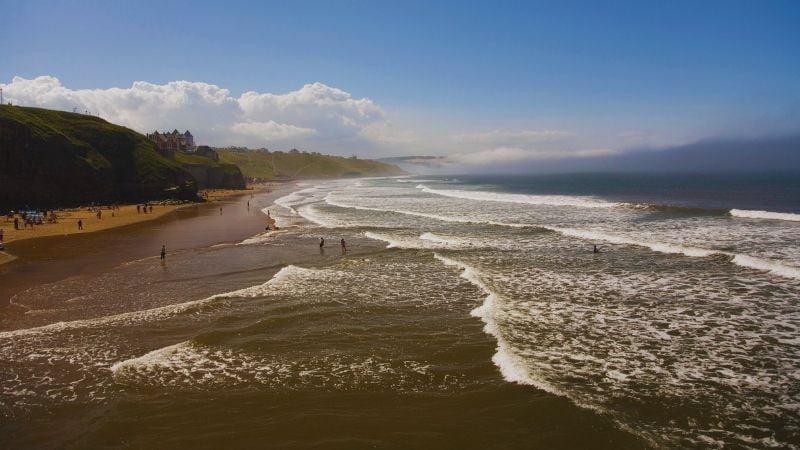 Whitby Beaches
