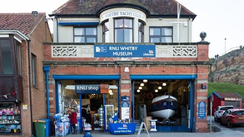 Whitby RNLI Lifeboat Museum