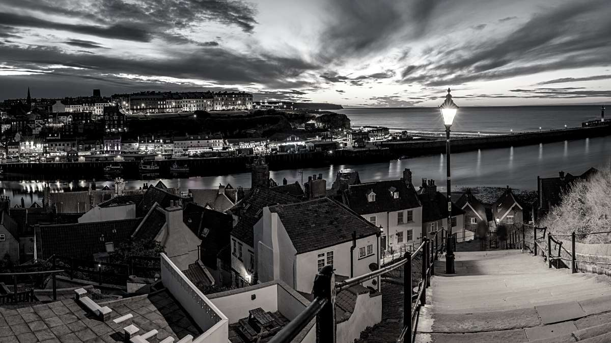 Whitby Witches at 199 Steps