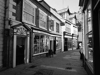 Grape Lane in Whitby