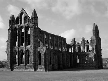 Haunted Whitby Abbey
