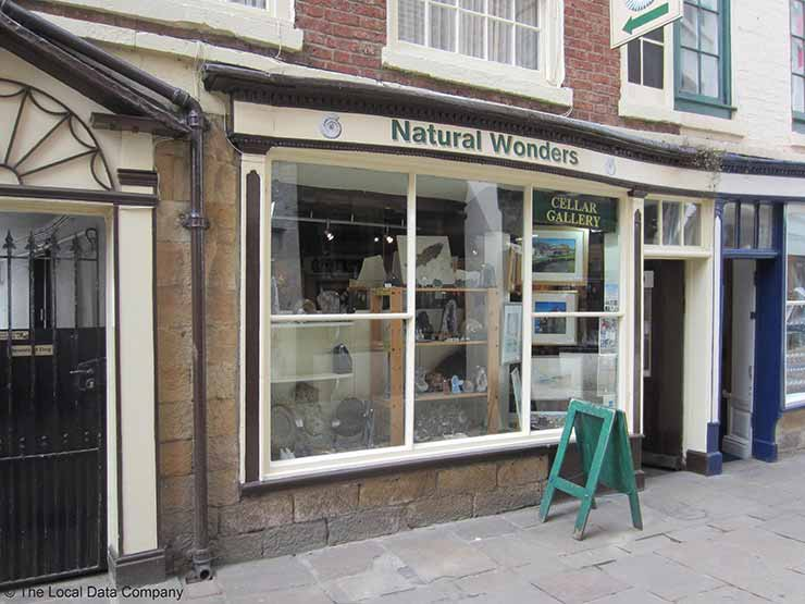 Natural Wonders in Whitby