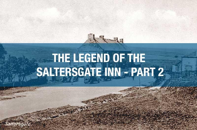 Saltersgate Inn nr Whitby