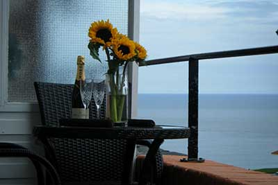 Seaview Apartment in Whitby