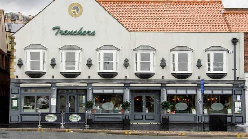 Trenchers Fish & Chips Restaurant in Whitby