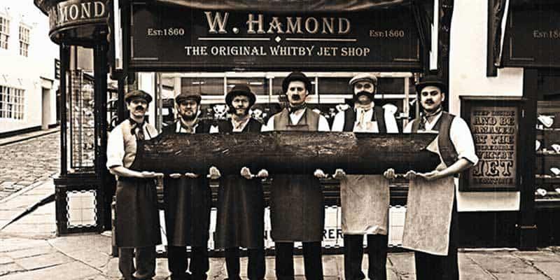 W. Hamond Whitby Jet Shop