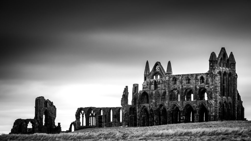 Haunting Whitby Abbey