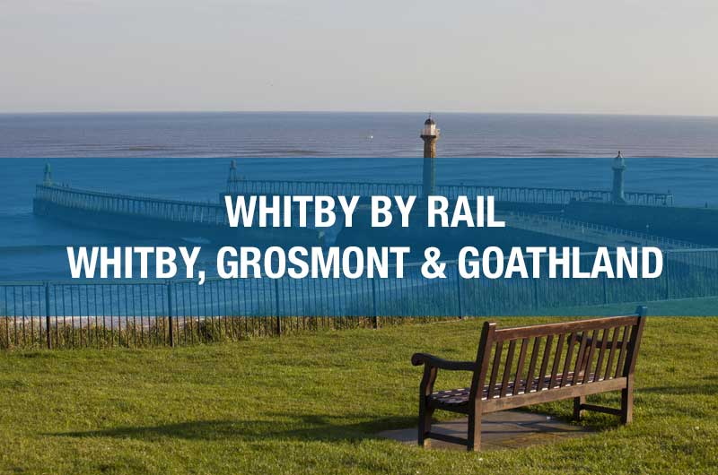 Whitby By Rail