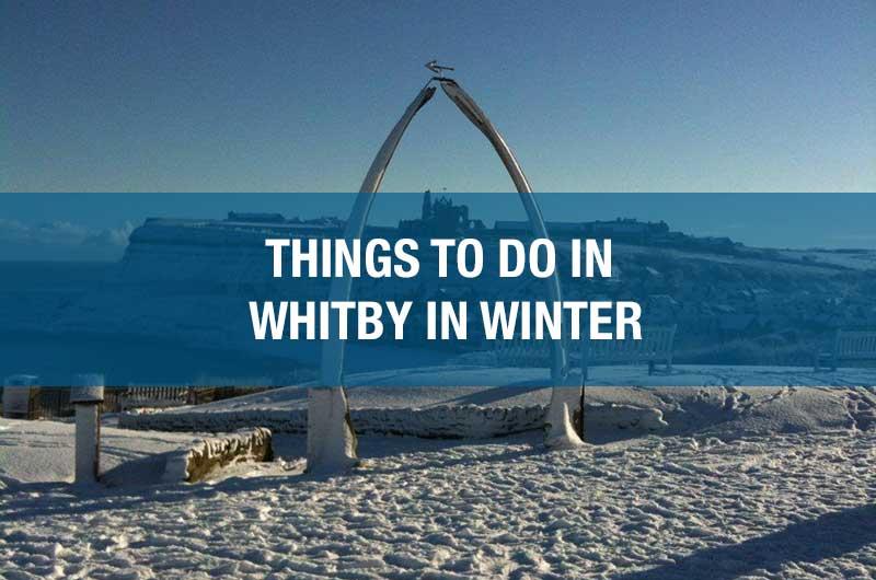 Whitby in winter